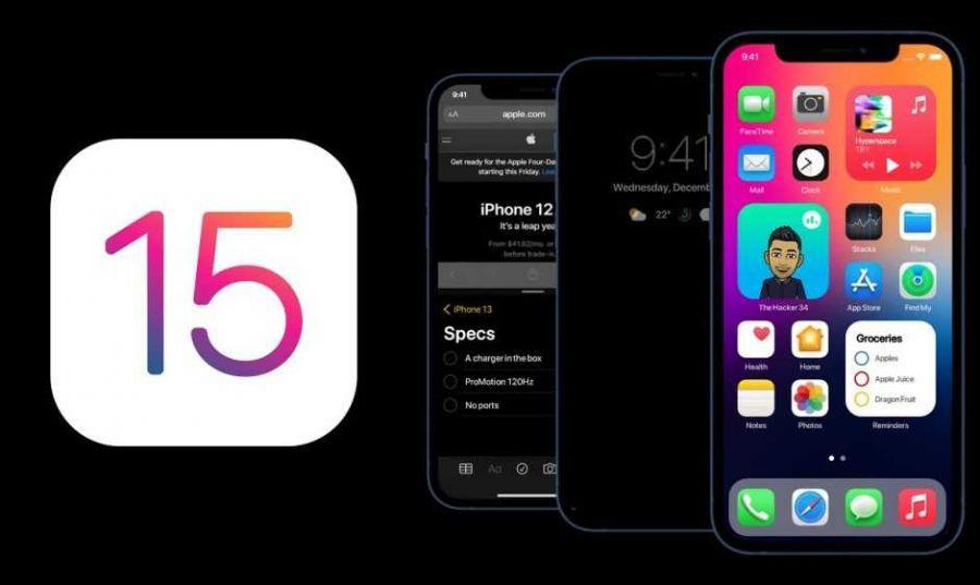 Apple Secara Resmi Mengumumkan Mendapatkan Update Untuk Iphone iOS 15 dan iPadOS 15 Dengan Fitur Terbaru