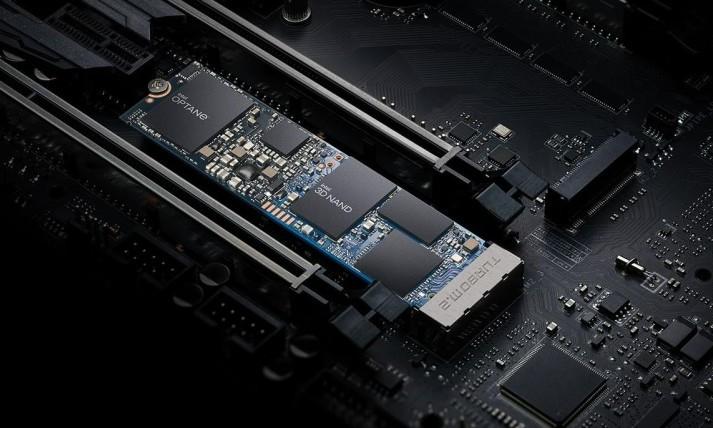 Intel Akan Mengumumkan SSD Baru yang  Dapat Menggabungkan Memori Optane dan NAND Flash